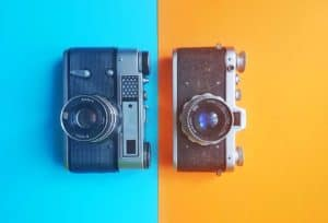 two cameras save money on hobbies