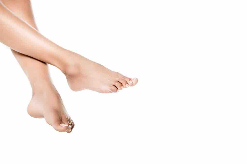 picture of women feet