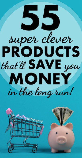 products that will save you money pin